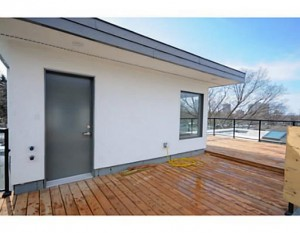123 Northwestern - Rooftop Deck 2